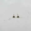 Sophie You Rock Triangle Studs - Gold