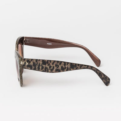 Stella and Gemma Sunglasses - Colette Gold Glitter