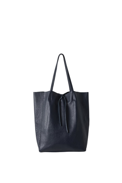 Citta florence leather tote, nz, ink