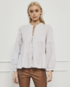 Zoe Kratzmann Banter Top - Cognac Lurex