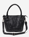 Stitch & Hide Santa Monica Bag - Black