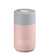Frank Green Stainless Steel Reusable Cup, blush