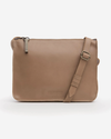 Stitch & Hide Chelsea Crossbody Bag - Latte