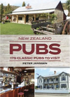 New Zealand Pubs, NZ, Peter Janssen