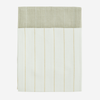 Madam Stoltz Striped Tea Towels 4pk - Beige & Off White