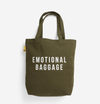 "The School of Life ""Emotional Baggage"" Tote Bag"