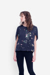 Elk Galia Top - Black Multi