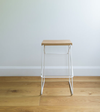 Ico Traders Karapiro Stool- White
