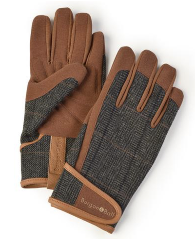 Burgon & Ball Garden Glove, Mens, Tweed