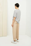 Kowtow Light Tee - Grey Marle
