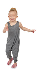 momper-romper - Toddler Mini Momper - Gray - Mini Momper