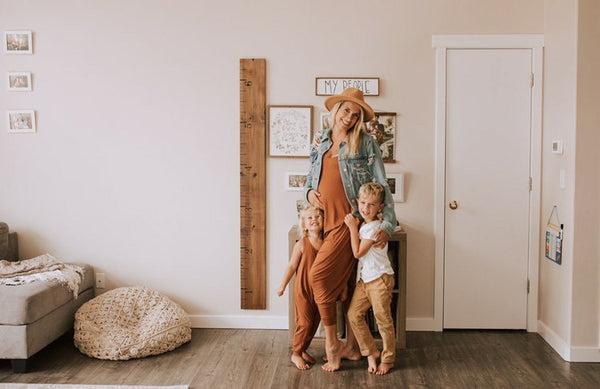 Mom + Mini Set - Terra Burnt Orange