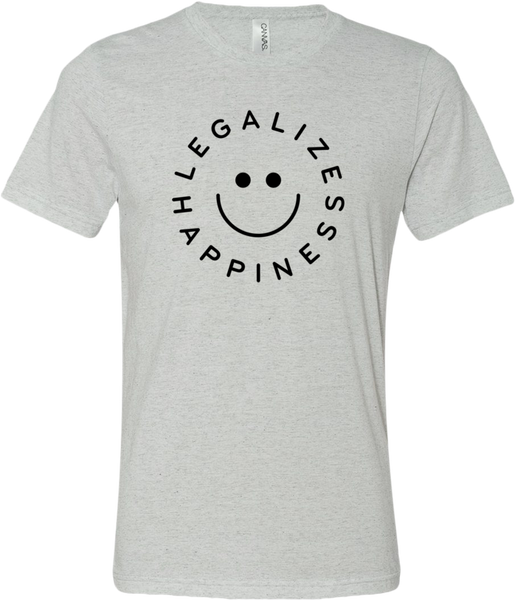 Legalize Happiness Men's T-Shirt