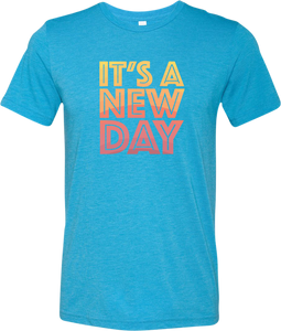 It's A New Day Men's T-Shirt