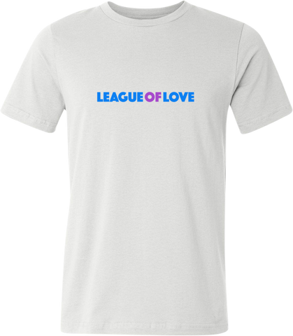 League of Love Men's T-Shirt