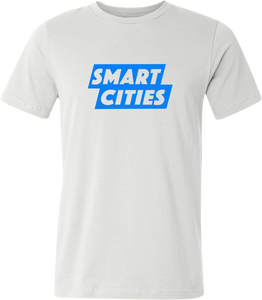 Smart Cities Men's T-Shirt