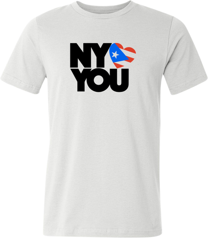 New York Hearts You Puerto Rico Men's T-Shirt