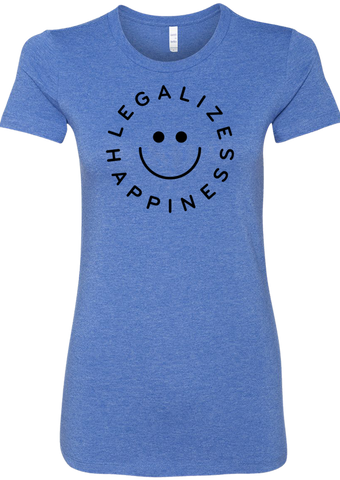 Legalize Happiness Women's T-Shirt