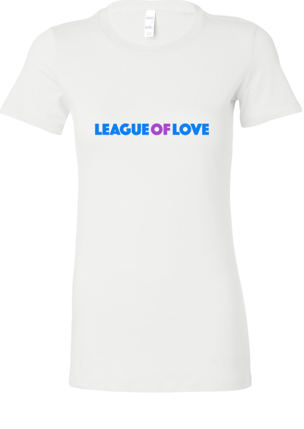 League of Love Women's T-Shirt