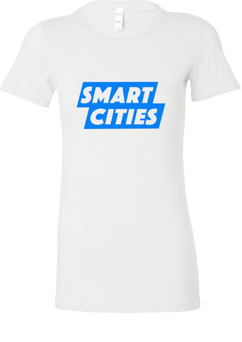 Smart Cities Women's T-Shirt