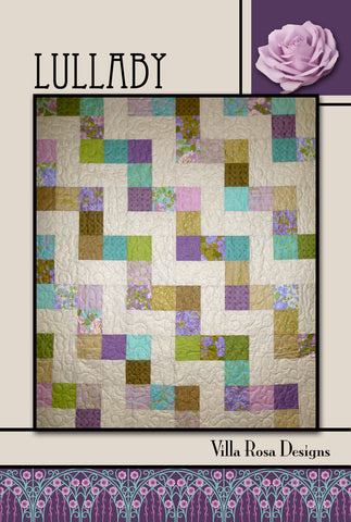 "LULLABY pattern - 54""x63"""