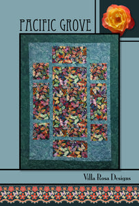 "PACIFIC GROVE pattern - 46""x62"""