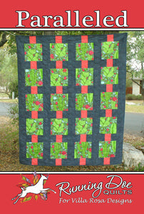 "PARALLELED pattern - 62""x77"""