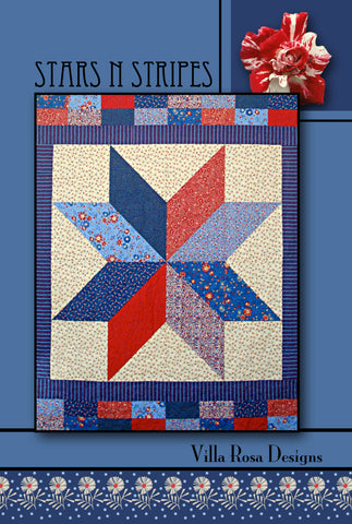 "STARS N STRIPES pattern - 56""x 70"""