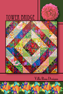 "TOWER BRIDGE pattern - 54""x 54"""