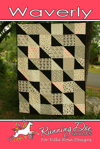 "WAVERLY pattern - 48""x64"