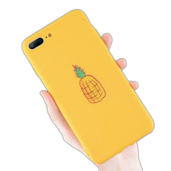 Coque iPhone 8 Ananas