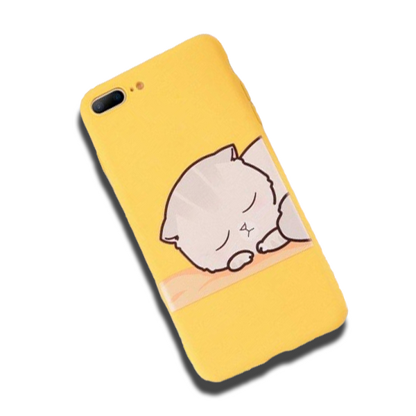 Coque iPhone XR Bébé Chat