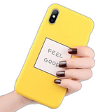Coque iPhone 6 6s Feel Good
