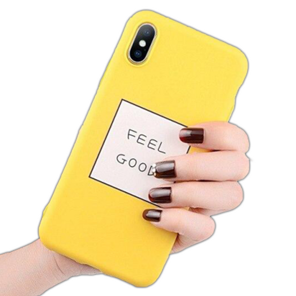 Coque iPhone 11 Feel Good