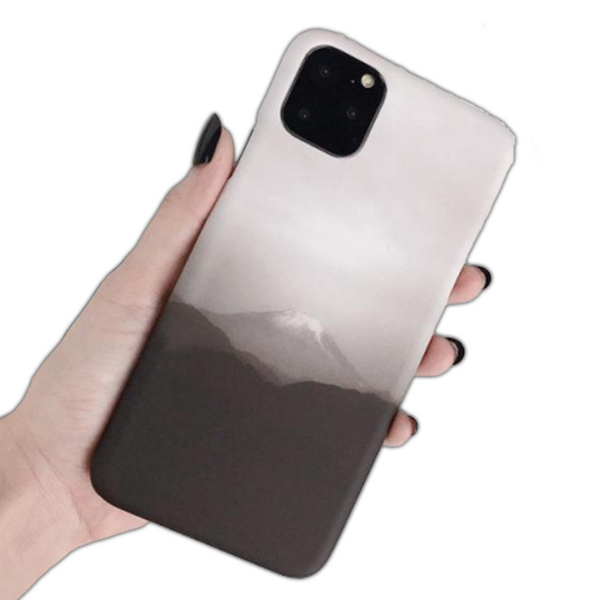 Coque iPhone XR Mont Fuji