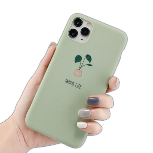 Coque iPhone 11 Natural Life