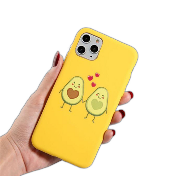 Coque iPhone 11 Avocado Love