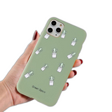 Coque iPhone 11 Multi Cactus