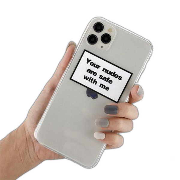 Coque iPhone 8 Your Nudes
