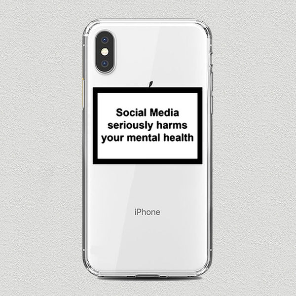 Coque iPhone 11 Social Media