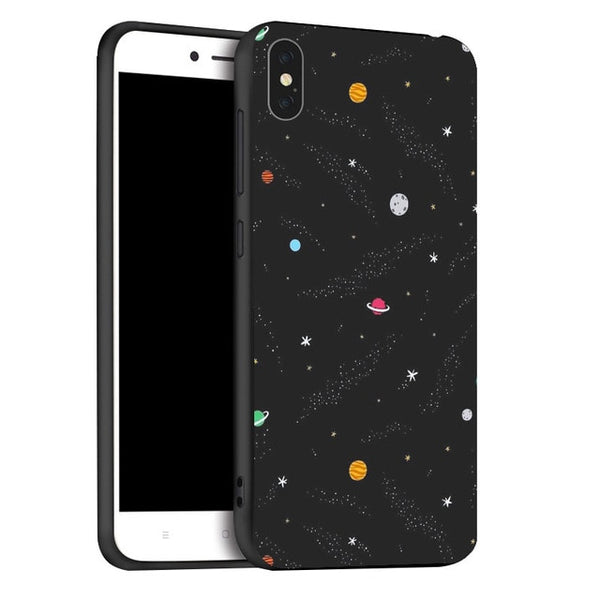 Coque iPhone 6/6s Galaxie en Couleur