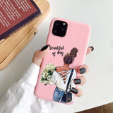 Coque iPhone 8 Souple Beautiful Day