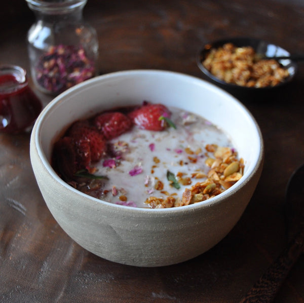 bumble & butter Grain Quinoa Porridge Healthy Delicious Breakfast Easy To make