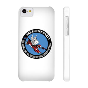 Loftus Party Slim Phone Cases
