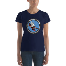 Women's short sleeve t-shirt - Color Logo