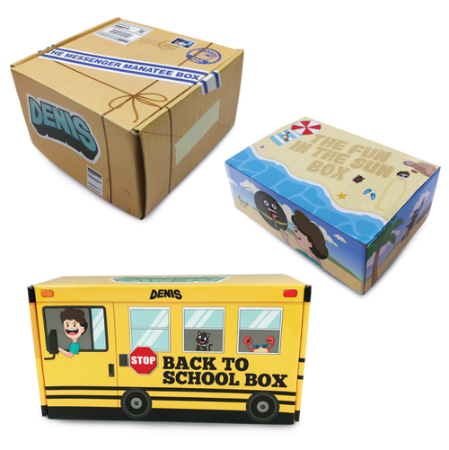 Denis Box Bundle