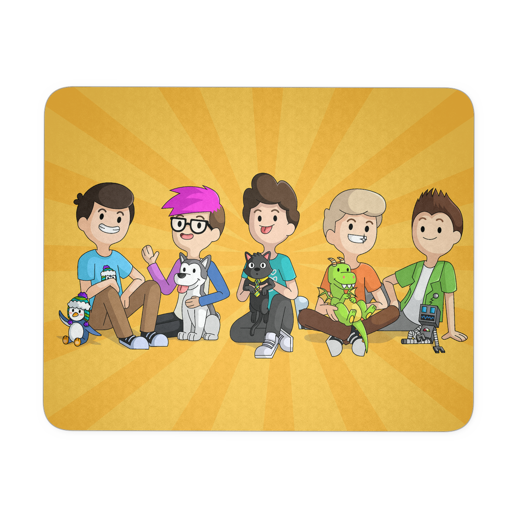 The Pals Mousepad