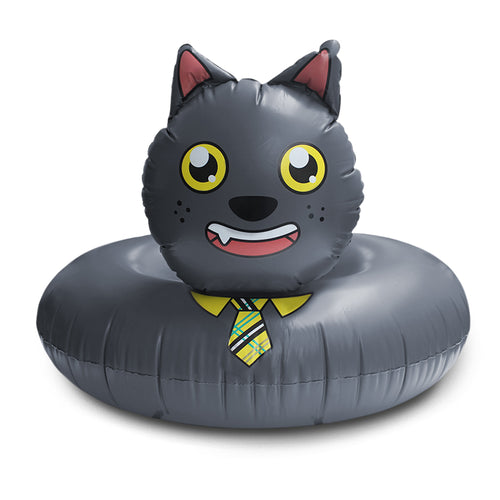 Sir Meows A Lot Inflatable