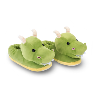 Frank the Dino Slippers