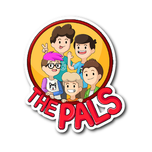 The Pals Sticker